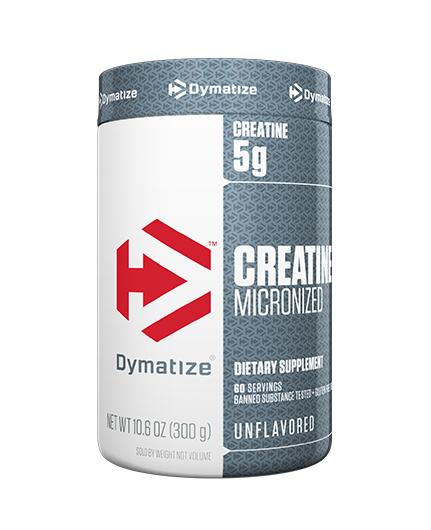 DYMATIZE CREATINE MICRONIZED 300gm - DYMATIZE NUTRITION www.oms99.in