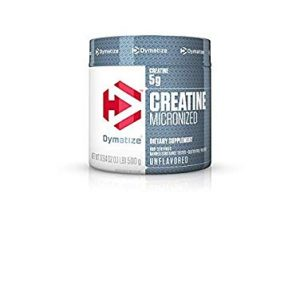 DYMATIZE CREATINE MICRONIZED 500gm - DYMATIZE NUTRITION www.oms99.in