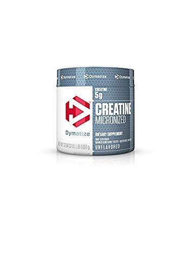 DYMATIZE CREATINE MICRONIZED 500gm - DYMATIZE NUTRITION www.oms99.in