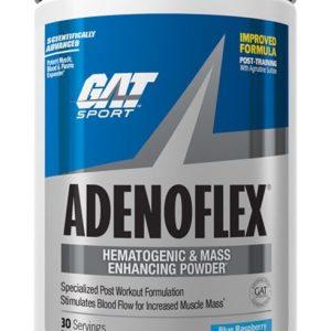 GAT SPORT ADENOFLEX HEMATOGENIC & MASS ENHANCING POWDER 390gm - GAT SPORT www.oms99.in