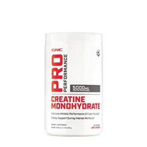 GNC PRO PERFORMANCE CREATINE MONOHYDRATE 500gm 5000MG CREATINE MONOHYDRATE www.oms99.in