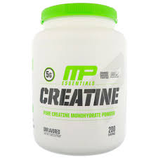MP ESSENTIALS CREATINE 2.2lb PURE CREATINE MONOHYDRATE POWDER 2.2lb - MUSCLEPHARMA www.oms99.in
