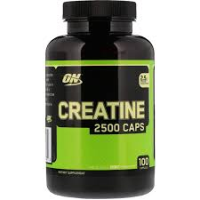 ON CREATINE 2500 CAPS 100capsules - OPTIMUM NUTRITION www.oms99.in