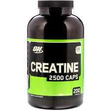 ON CREATINE 2500 CAPS 200capsules - OPTIMUM NUTRITION www.oms99.in