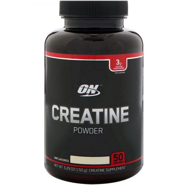 ON CREATINE POWDER 150gm - OPTIMUM NUTRITION www.oms99.in