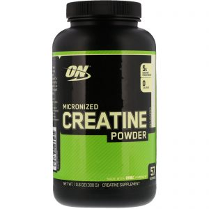 ON MICRONIZED CREATINE POWDER 300gm - OPTIMUM NUTRITION www.oms99.in