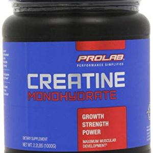 PROLAB CREATINE MONOHYDRATE 1000gm GROW STRENGTH POWER 1000gm - PROLAB www.oms99.in