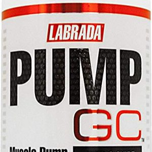 LABRADA PUMP GC 63capsules MUSCLE PUMP BOOSTER 63capsules - LABRADA NUTRITION www.oms.in