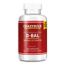 CRAZYBULK D-BAL NATURAL ALTERNATIVE 90 CAPSULES MUSCLE & STRENGTH SUPPLEMENT - CRAZYBULK www.oms99.in