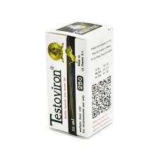 LA PHARMA TESTOVIRON 250MG BUILDS MUSCLE AND BURNS FAT - LA PHARMA www.oms99.in