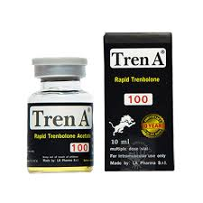 LA PHARMA TREN A RAPID TRENBOLONE ACETATE 100MG - LA PHARMA www.oms99.in