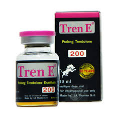 LA PHARMA TREN E PROLONG TRENBOLONE ENANTHATE 200MG - LA PHARMA www.oms99.in