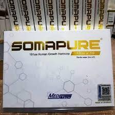 MEDITECH SOMAPURE 191aa HUMAN GROWTH HORMONE 100IU KIT www.oms99.in